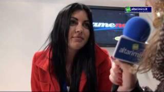Enada Rimini: Intervista a Veronica Ciardi del Grande Fratello