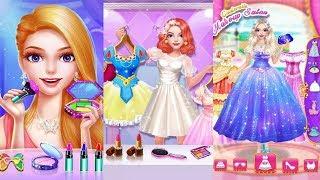 Princess Dress Up Game For Girls - Cinderella Fashion Salon - Makeup & Dress Up Game screenshot 5