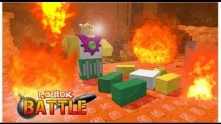 Roblox: Roblox Battle with Snapple & Valadin