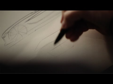 What is Design? It Starts with a Sketch, an Automotive Design Documentary