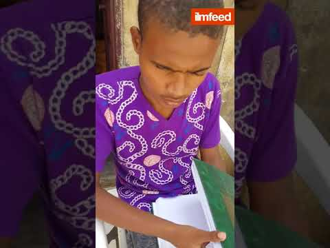 A Visit to the Al Baseer School for the Blind in Mogadishu