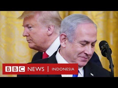 Rencana perdamaian Palestina