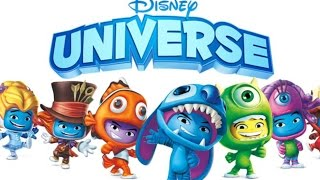 Disney Universe - Disney Games - Nintendo Wii Edition - Videos games for Kids - Girls