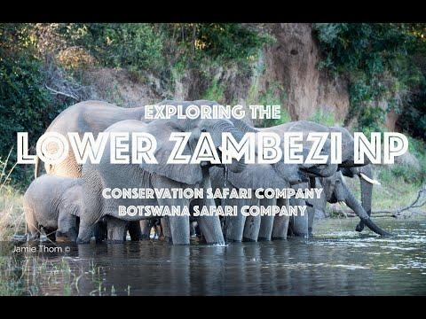 Lower Zambezi Exploration