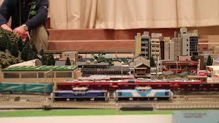 鉄道模型新春走り初め2018 ①
