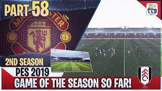 [TTB] PES 2019 - GAME OF THE SEASON SO FAR! - Man United ML #58 (Realistic Mods)