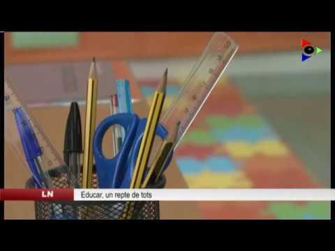 Olot, ciutat educadora: EDUCAR UN REPTE DE TOTS/ES
