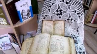 Буктрейлер. Антикварные книги П-Покровской сельской модельной библиотеки(, 2015-03-16T15:00:59.000Z)