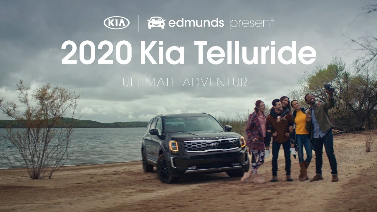 2020 Kia Telluride | Ultimate Adventure | Part 1 | Sponsored Content