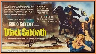Black Sabbath (1964) Trailer - Color / 2:24 mins