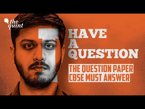 Dear Leaky CBSE, Here's a Question Paper That You Need to Answer | The Quint