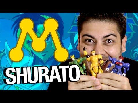 A história de Shurato! Que saudades da TV Manchete!