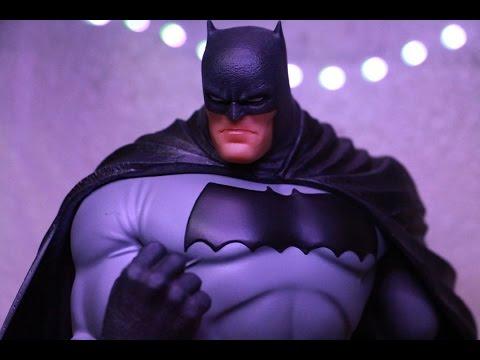 DC Comics Designer Series Statue - Dark Knight III The Master Race Batman review