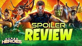 THOR: RAGNAROK Spoiler Review - Hyper Heroes