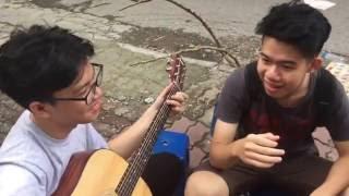 Guitar, Sịp Xám và Em.