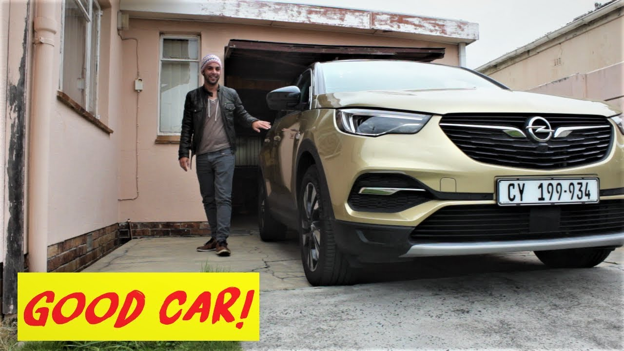 The OPEL Grandland X is a great compact SUV