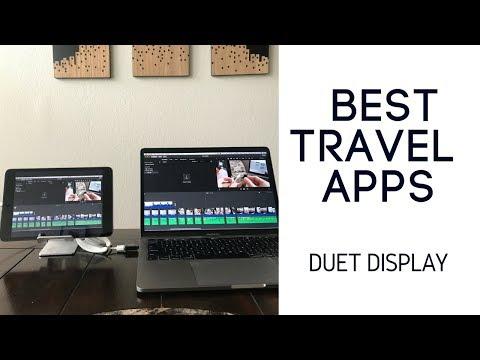best-work-travel-apps:-duet-display-review