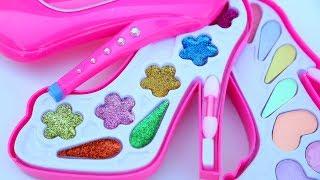 LipBalm Frozen Elsa Super Glitter Cosmetic Beauty kit