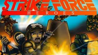 STRIKE FORCE HEROES-Walkthrough