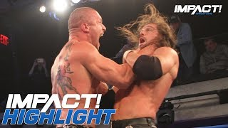 Johnny IMPACT vs Killer Kross: World Championship | IMPACT! Highlights Nov 8, 2018