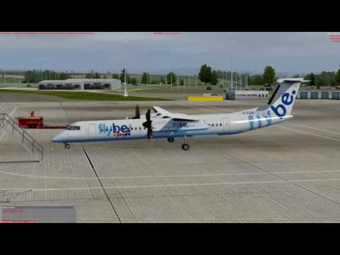 MCE New First Officer Robert Dash 8 Q400