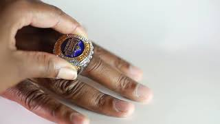 Teammate's New Championship Ring