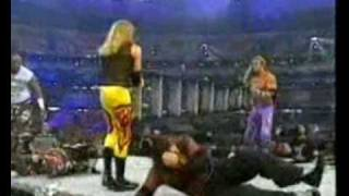 wwe wrestlemania 17 tlc highlights