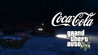 Coca Cola Christmas GTA 5 [Rockstar Editor]