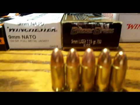 9mm Ammo question?