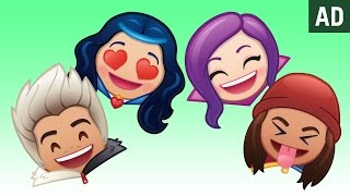 Disney Channel's Descendants As Told By Emoji | Disney thumbnail