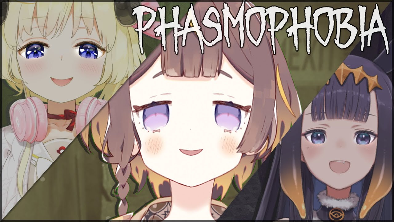 【PHASMOPHOBIA】G L O B A L GHOST HUNTING【hololive Indonesia 2nd Generation】