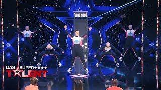 Baba Yega - Aliens tanzen wie vom anderen Stern | Das Supertalent 2017 | Sendung vom 30.09.2017