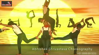 Best Dance Choreography | Best Corporate Dance Choreography | TDCI |  Atkins Excellence Awards  2017