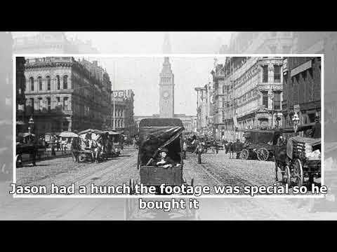 Footage of San Francisco after 1906 quake shown in Fremont