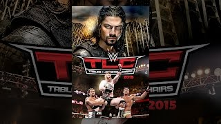 WWE TLC: Tables, Ladders and Chairs 2015