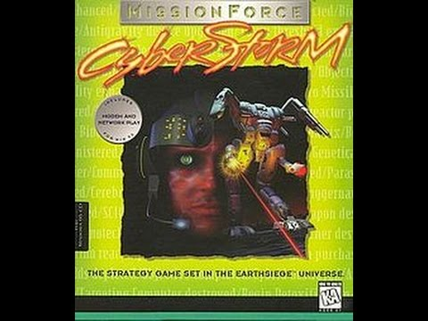 Missionforce: Cyberstorm Part 1 - Welcome To Unitech, Try Not To Die