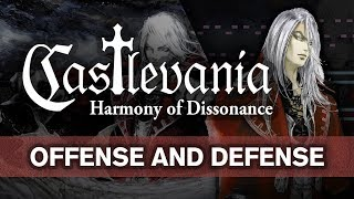 Castlevania: Harmony of Dissonance - Offense and Defense (Cover)