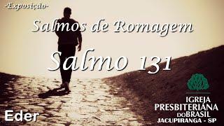 Salmo 131 - Eder