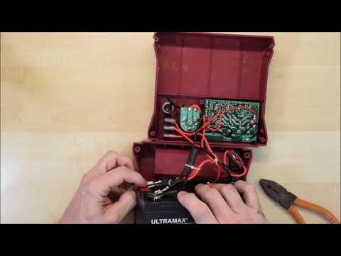 How to: 12v Battery pack repair Tronic Power Cube KH3106 Multi Voltage
