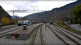 Train Driver's View: Myrdal - Flåm (Fall has come to the Flåm line) thumbnail