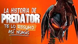 The Predator Saga| #TeLoResumoAsiNomas 219