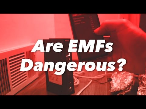 How EMFs Hurt You At A Cellular Level (Radiation From Wifi Routers & Smart Meters)