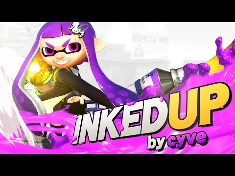 Inked Up - Inkling Combo Video by cyve - Smash Ultimate thumbnail
