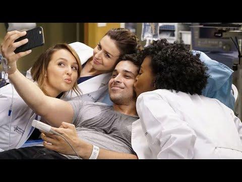 The Best Grey\'s Anatomy Bloopers Reel - YouTube