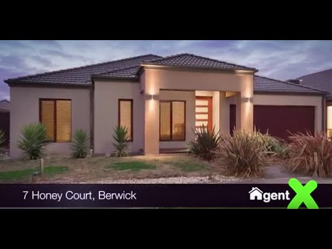 AgentX Real Estate Berwick Presents - 7 Honey Court Berwick Property Tour