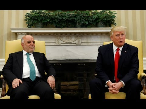 Trump and Abadi convo plus economic reforms for citizens