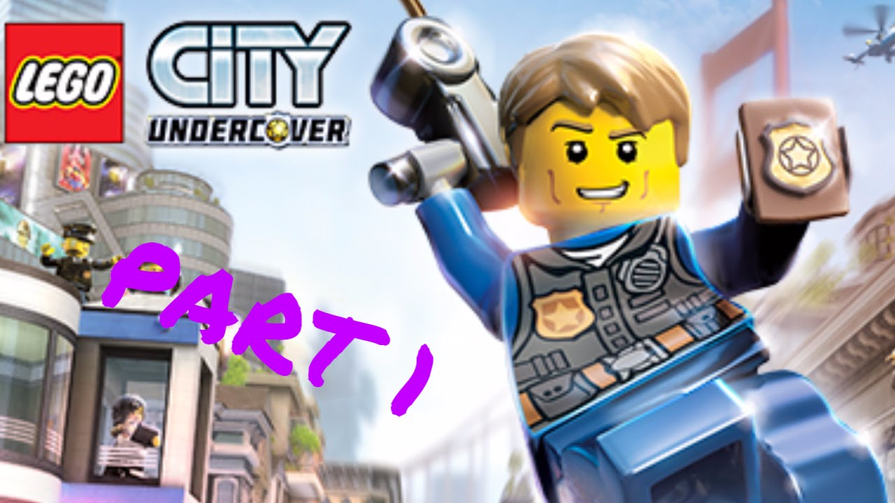 Lego city undercover- Xbox one- Part 1- Chase McCain ...
