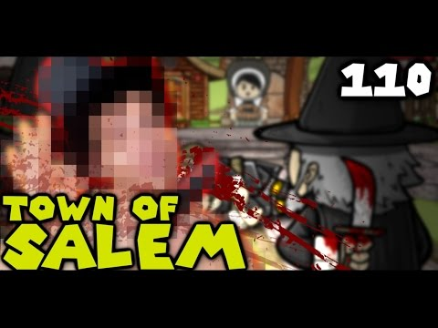**CENSORED** (The Derp Crew: Town of Salem - Part 110)
