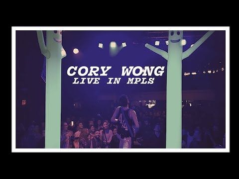CORY WONG // LIVE IN MPLS // 9 FEB 2019