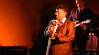 Dennis Marsh sings